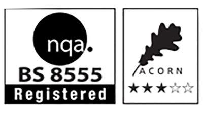 NQA BS 8555