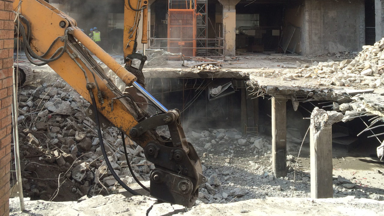 Molesworth Street Demolition 32
