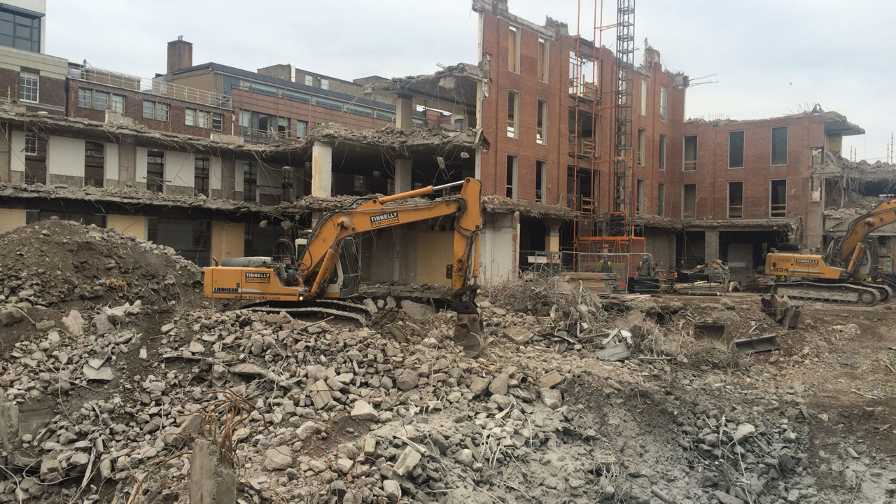 Molesworth Street Demolition 36