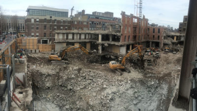 Molesworth Street Demolition 38
