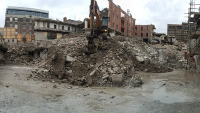 Molesworth Street Demolition 39
