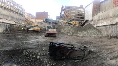 Molesworth Street Demolition 40