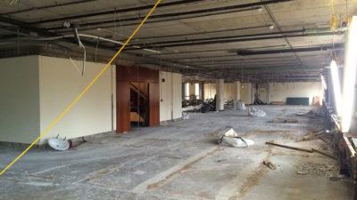 Molesworth Street Demolition 43