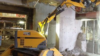 Robotic Demolition 2